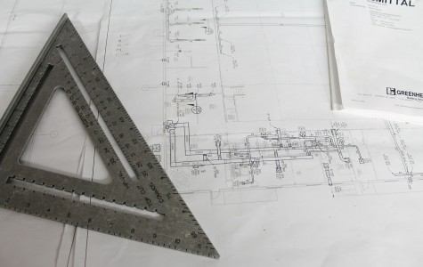 Plans for Renovating the Old Auditorium