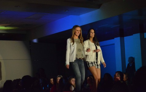Seniors Strut The Runway
