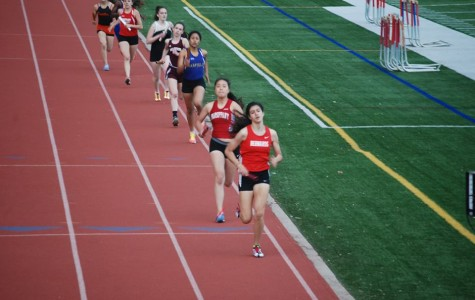 Bernards Track Hosts and Wins Sectionals