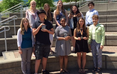 BHS Students Perform Well at Foreign Language Poetry Contest