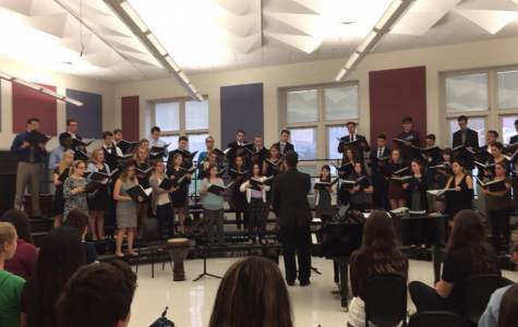 UDEL Chorale Makes Guest Appearance at BHS