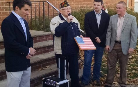Veterans Outreach Club organizes tribute ceremony for local veterans