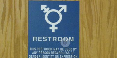 Gender neutral bathroom opens