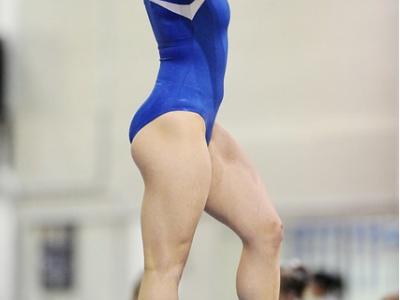 Gymnastic Team Debuts at Bernards