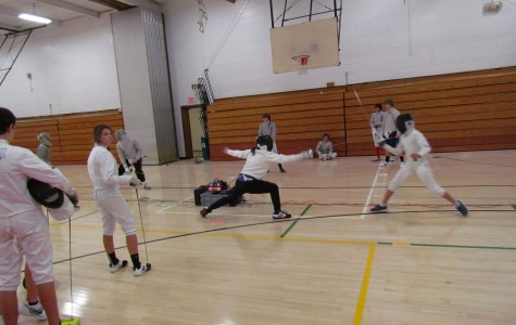 Boys' Fencing finishes season strong