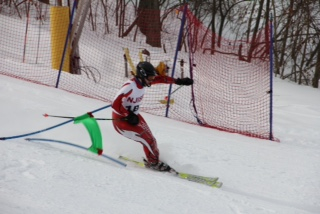 Four BHS skiers qualify for Race of Champions