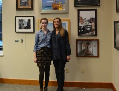 """Students """"Stand Out"""" at Bernardsville Library"""