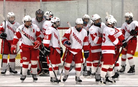 Ice Hockey plays well in a tough conference