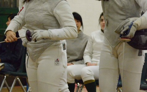 Girls' Fencing works together to have a great season