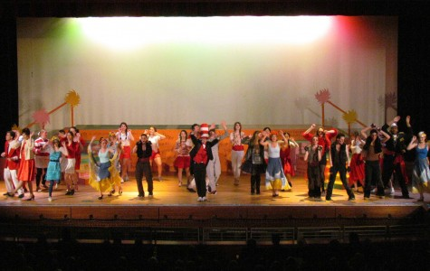 Seussical the Musical entertains BHS families