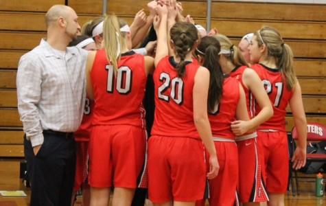 Girls' Basketball finishes season strong