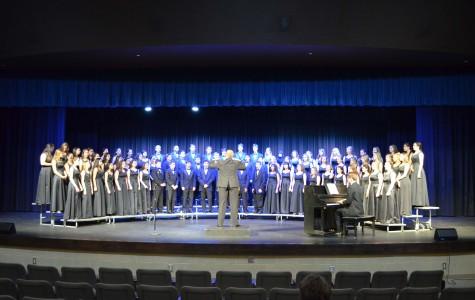 BHS Choir performs in Nashville