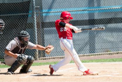 Baseball's strong season culminates with county semifinals at TD Bank Park