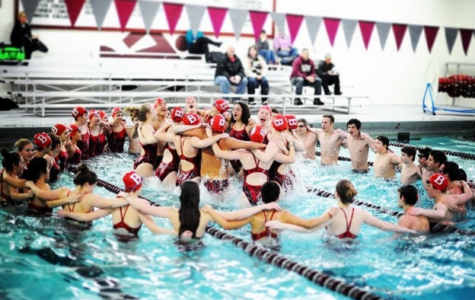 Swim Team dives into new season with opening night win