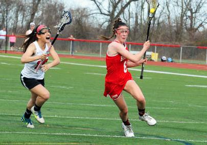 Girls' Lacrosse aspires to succeed during 2016 season