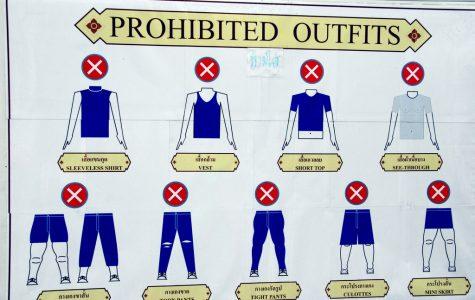 Is dress code fair?