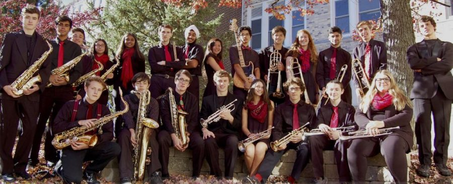 Jazz Band Raises money for Charity