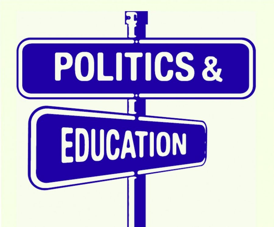 Do politics have a place in the classroom?
