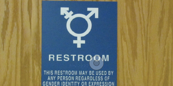 Gender neutral bathroom opens