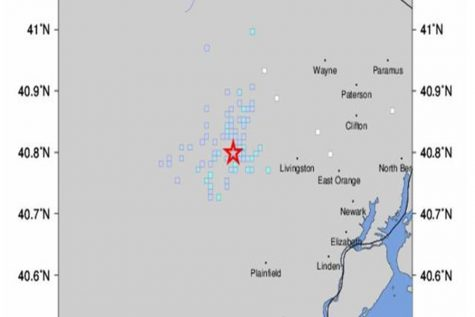 Second earthquake hits Morristown in two weeks