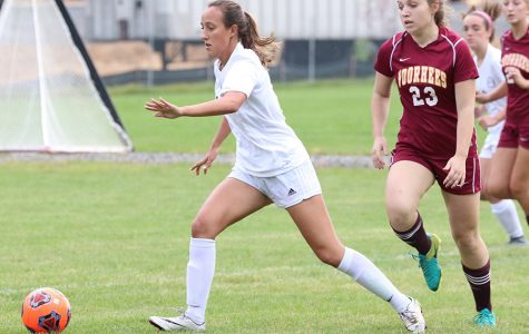 Girls soccer continues to move forward