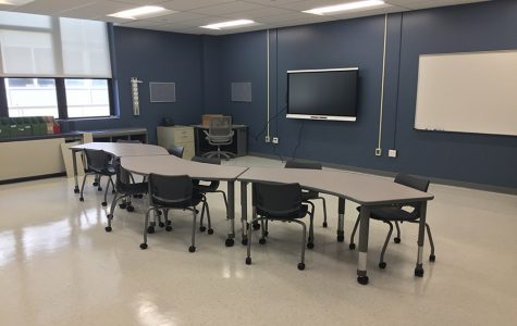 Construction finishes and annex opens to students
