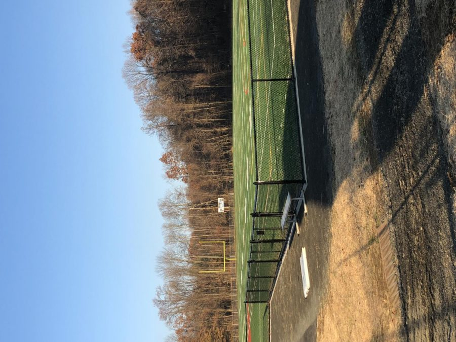 Turf+Construction+Nears+Completion