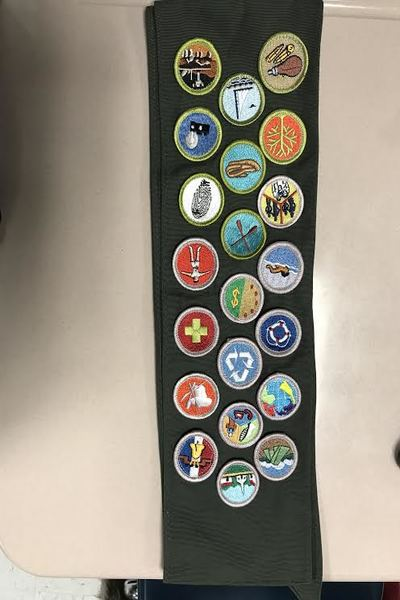 Girls Joining Boy Scouts