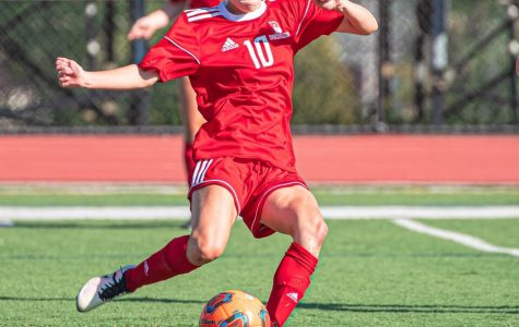Girls Soccer has big goals and is ready to prove themselves