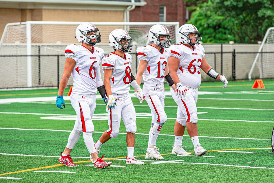 Bernards Football opens the season against Hillside