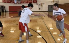 Intramural basketball brings excitement after school