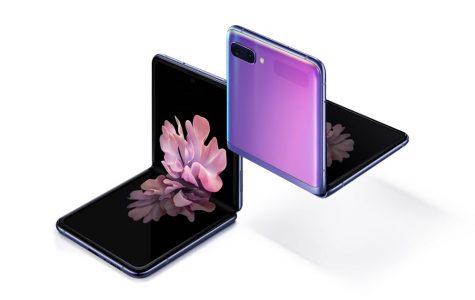 The new Samsung Galaxy Z Flip Phone