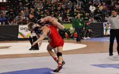 Wrestling pushes through post season