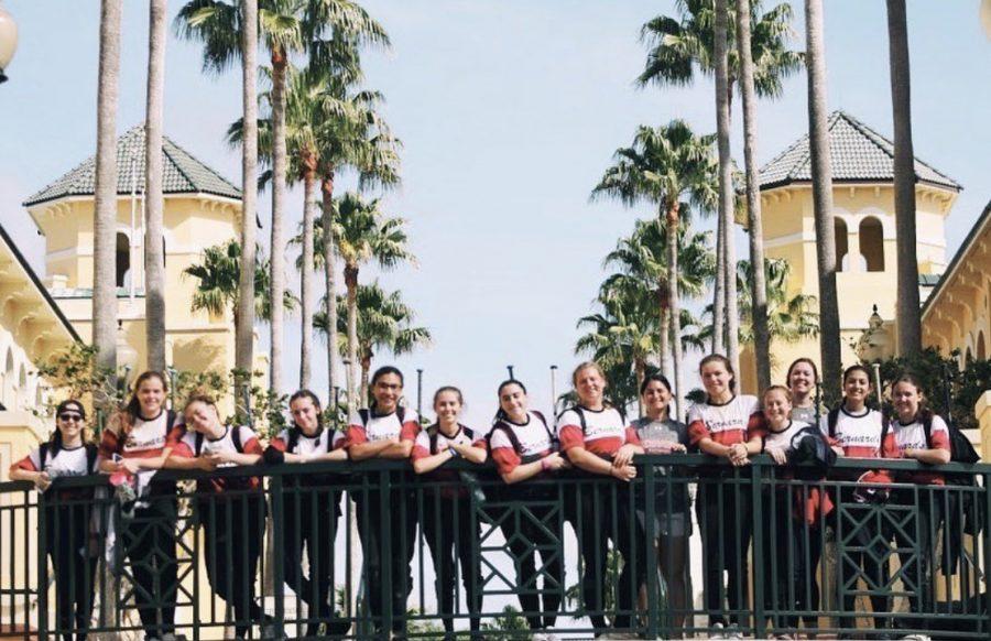 Baseball and Softball depart on their annual spring training trip
