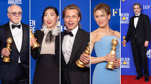 Some of the big winner from the annual Golden Globes.