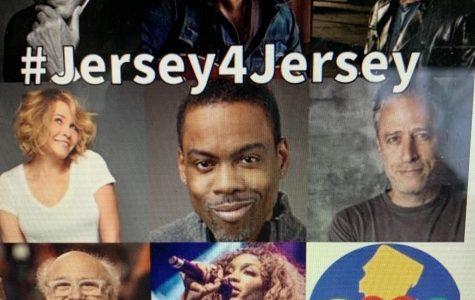 #Jersey4Jersey to help raise money on behalf of Corona Virus