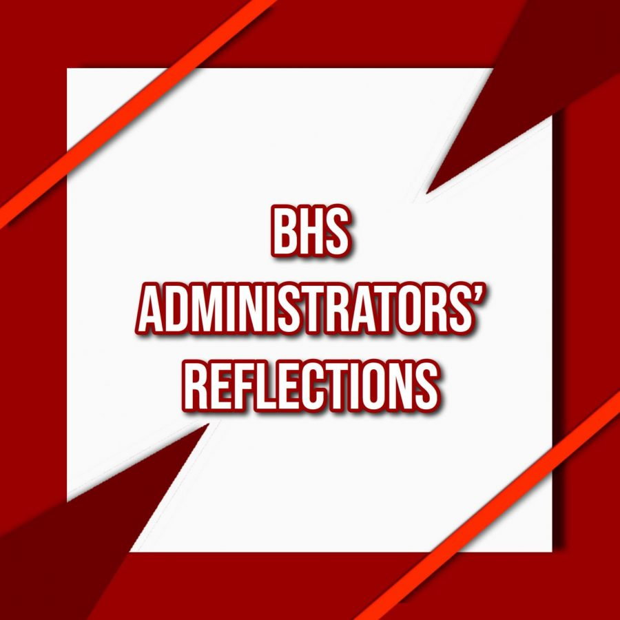 BHS+Administrators%27+Reflections