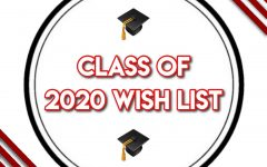 Class of 2020 Wish List