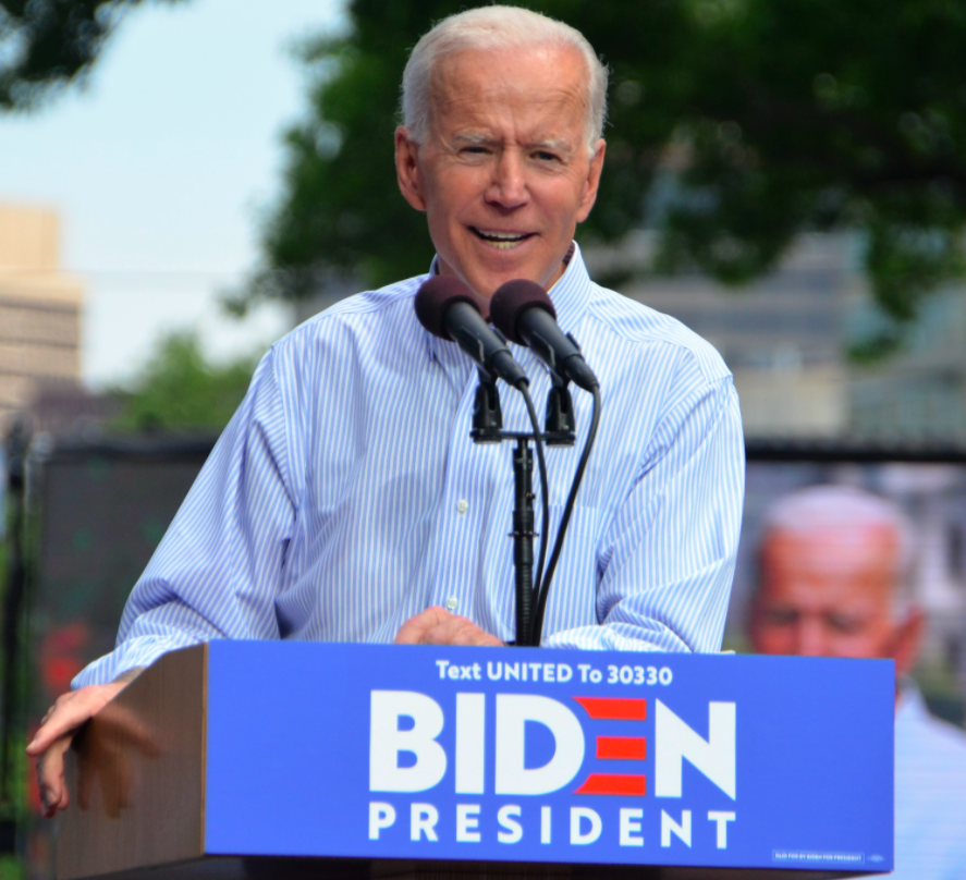 Joe Biden wins the Presidential Election