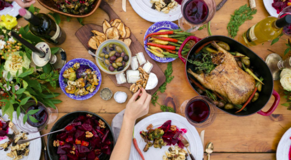 How COVID-19 is Effecting Thanksgiving Celebrations