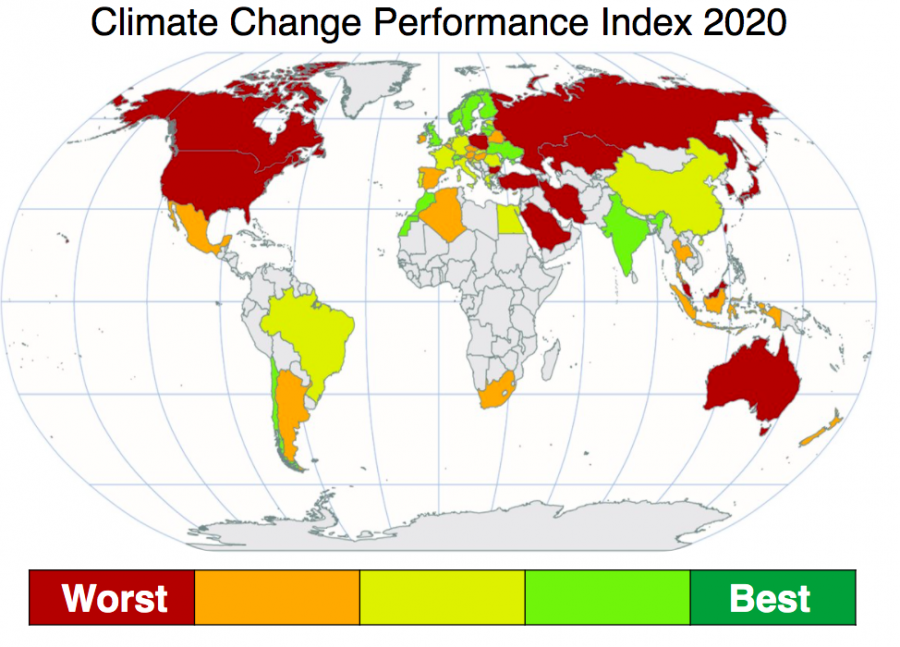 2020: One of the Hottest Years on Record