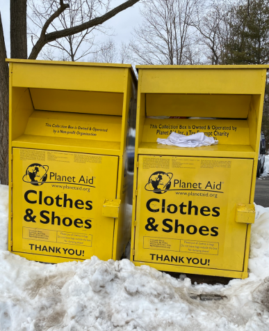 Bernards Non-Profit Collects Clothes for Those in Need