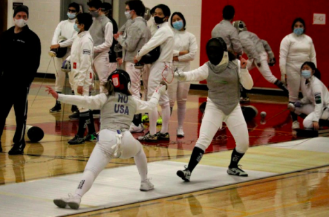 Freshman becomes NJ.com girls fencer of the year
