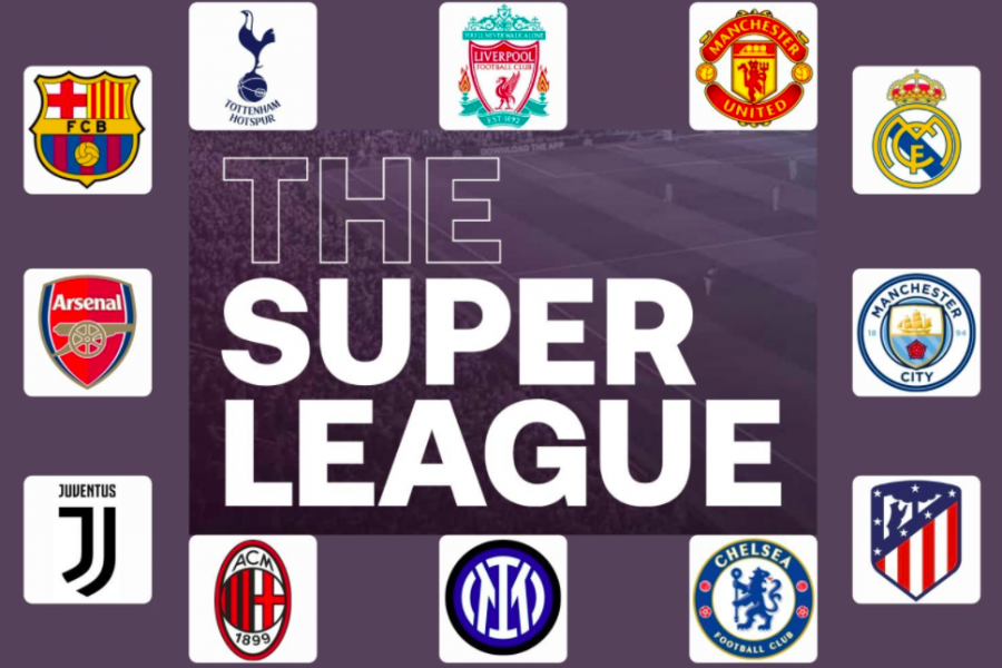 'Super League' causes chaos