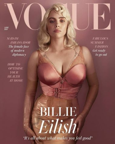 Billie Eilish made waves with her controversial British VOGUE cover