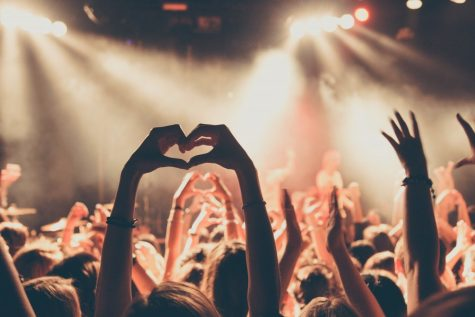 Concerts opening back up following the pandemic