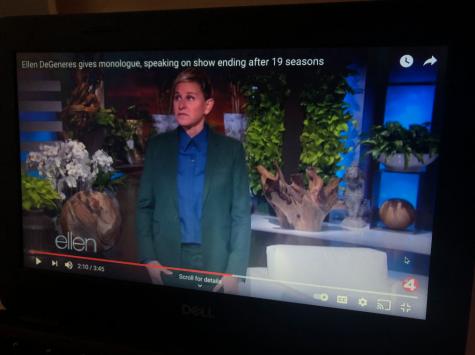 Ellen DeGeneres show to end in 2022