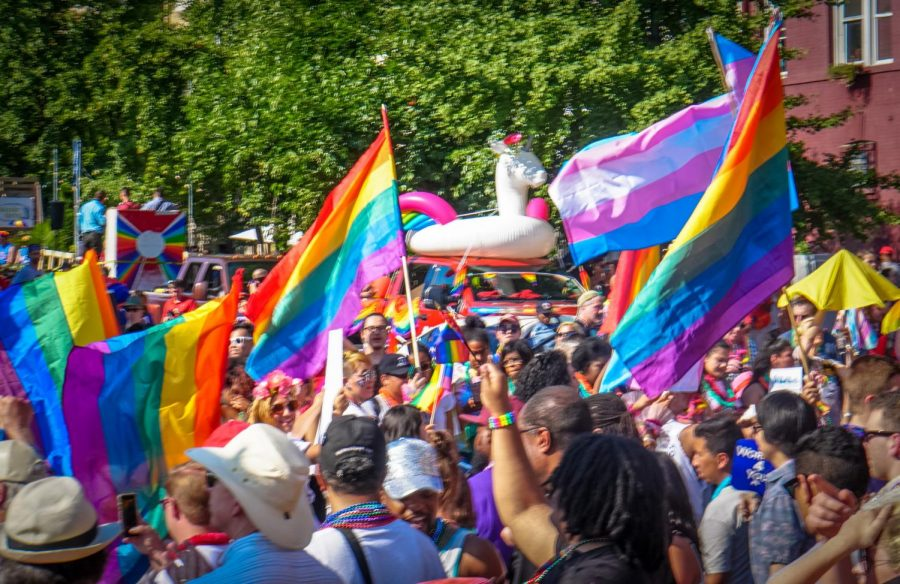 Pride Month demonstrates acceptance in the community