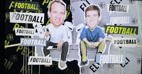 Peyton and Eli Mannings Monday Night Football Show