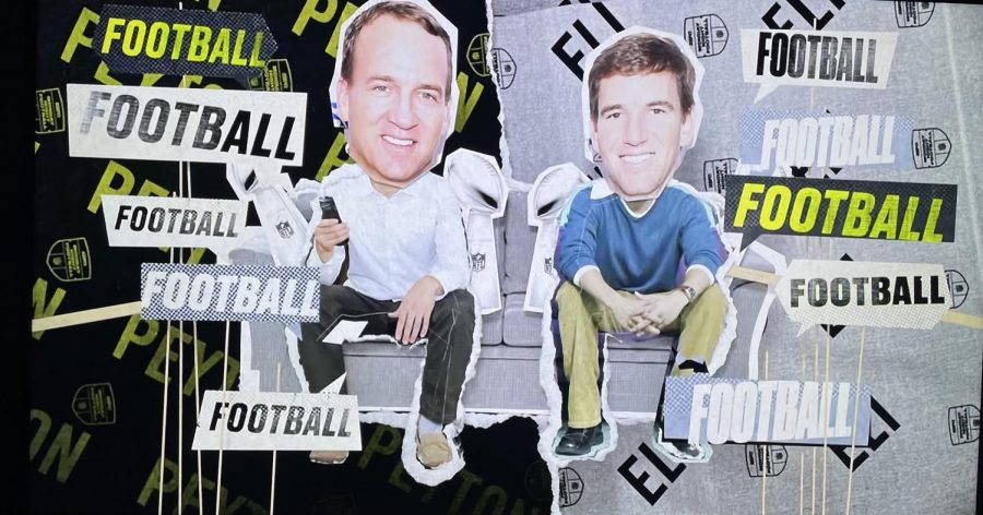 Peyton and Eli Manning's Monday Night Football Show